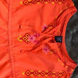 GAP Shirts & Tops - GAP Embroidered Shirt 3T